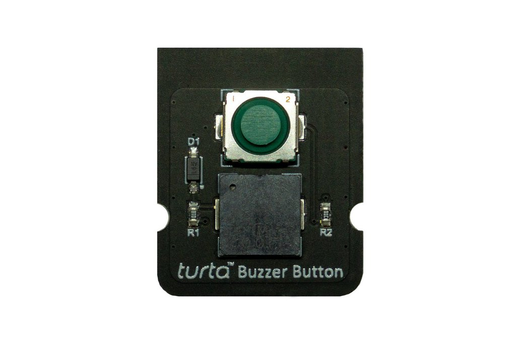 Turta Buzzer Button Module for IoT Node 1