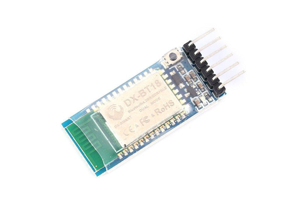 DX-BT18 BLE4.2 UART Wireless Transceiver Module 1