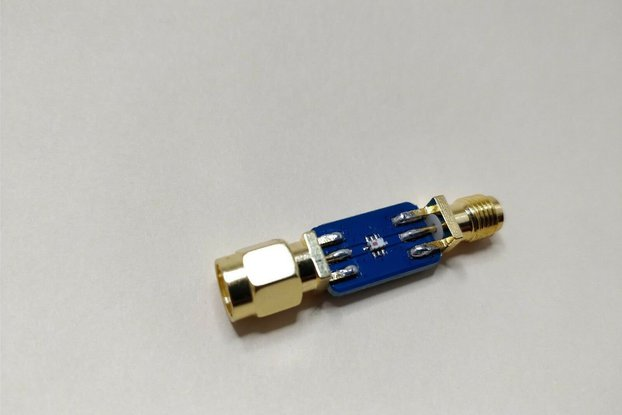 915 MHz ISM Low Pass Filter for High Power 3W