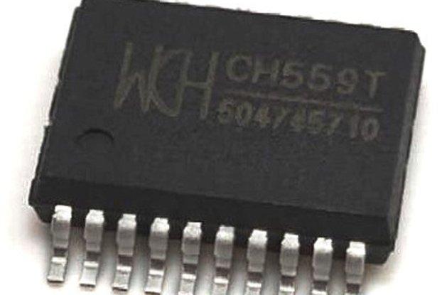 CH559 MCU Chip