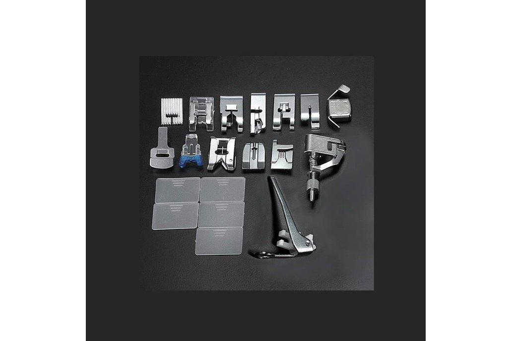 Sewing Machine Kit Foot Feet Accessory Set 1