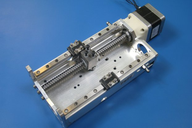 Linear Stage (Z axis) for CNC