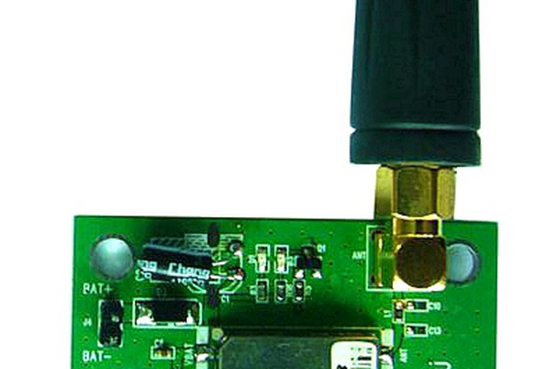 FRS_DEMO_A  demo board (for 2W UHF  module)
