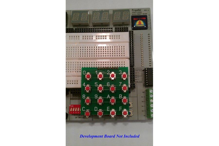 Hex Keypad Kit