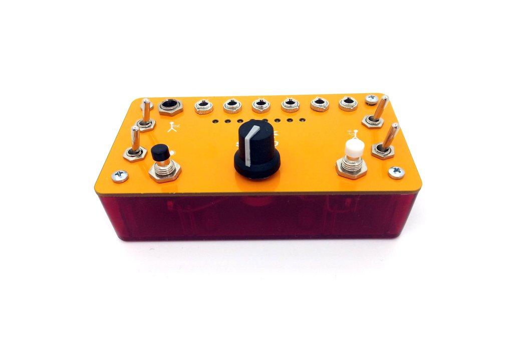 Sismo Tapbum Analog Synthesizer 1