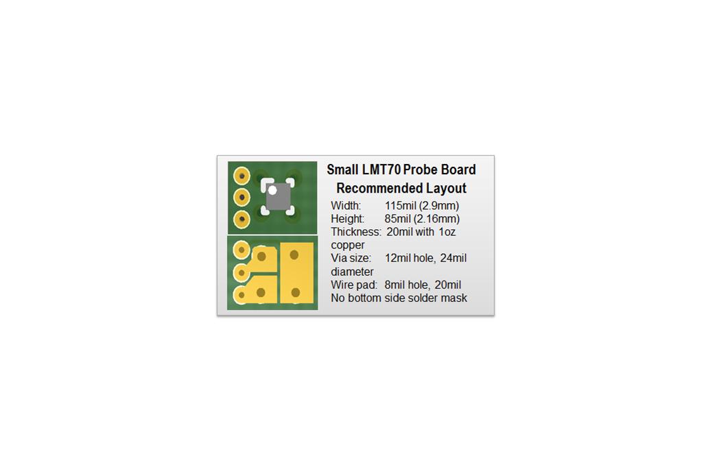 MLT LMT70 Small Probe Board 3