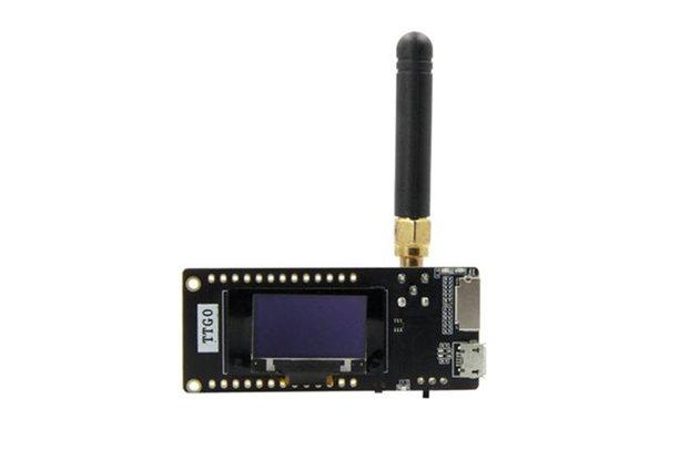 LILYGO®TTGO ESP32-Paxcounter LoRa32 V2.1.6 Version
