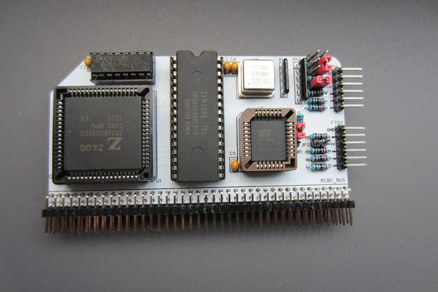 #70 Z180 Micro (CPU + RAM + ROM)