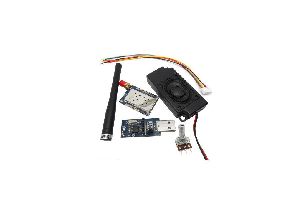 SA828 1W All-in-One Walkie Talkie Module kit 1