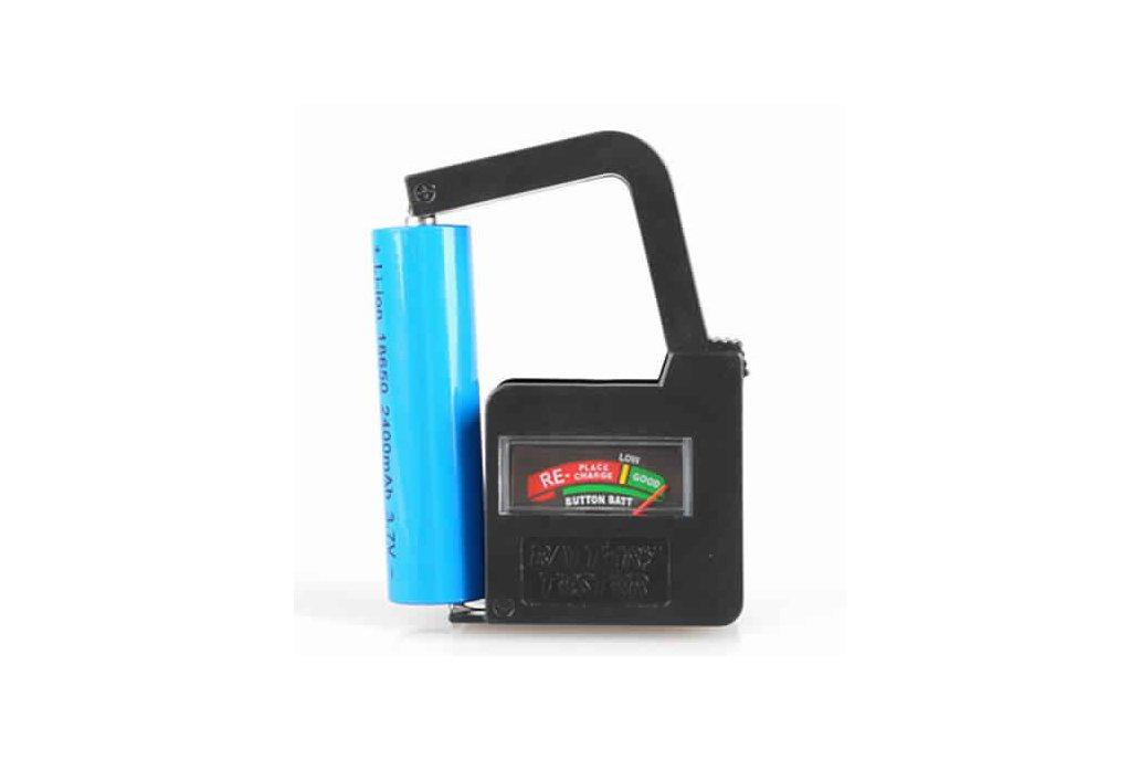 Universal Battery Volt Tester 1