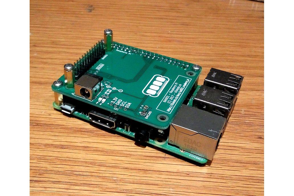 RAK831 Raspberry Pi Breakout/Backplane 5