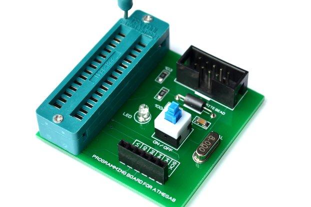 ATMEL AVR Programming Board ISP