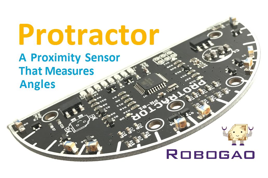 Protractor - Proximity Sensor that Measures Angles 1