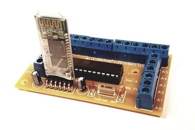 Arduino Bluetooth Breakout Board -Built & Tested