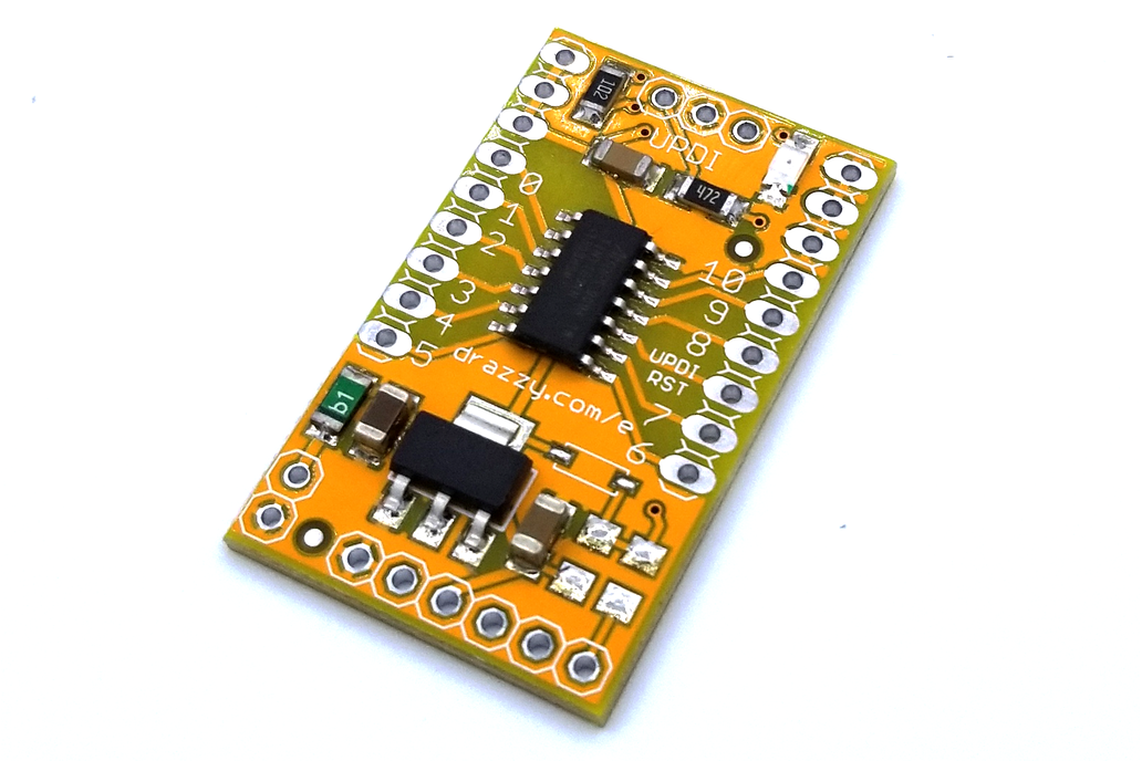 ATtiny1614/1604 dev board Arduino compatible 1
