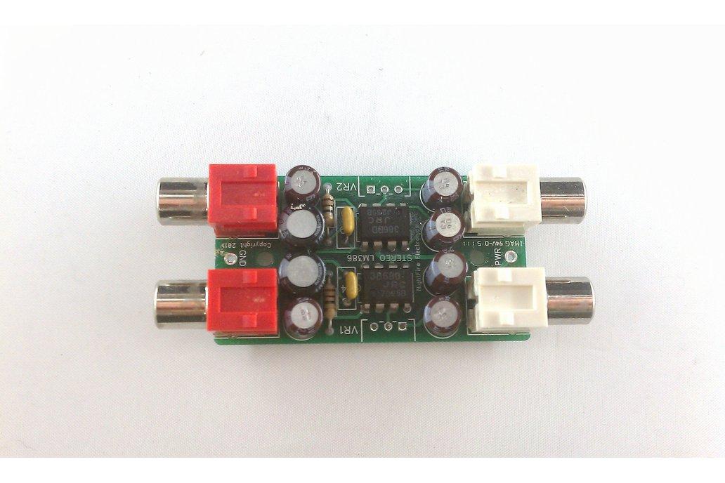 Stereo Audio Amplifier Kit (#2142) 1