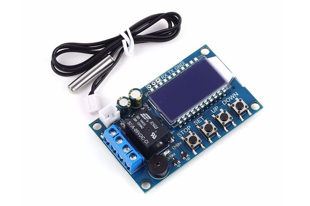 Thermostat Controller LCD Display Module(13295)