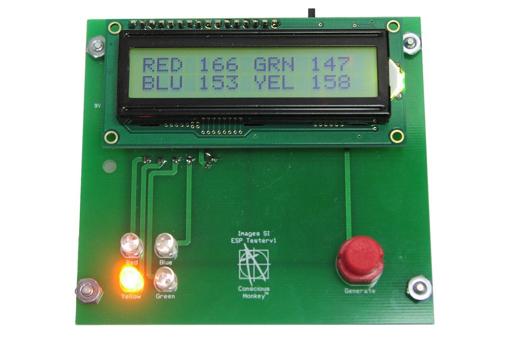 ESP/PSI Tester 1