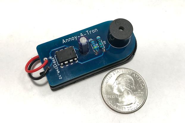 Annoy-A-Tron v3.0 Noise Maker Prank