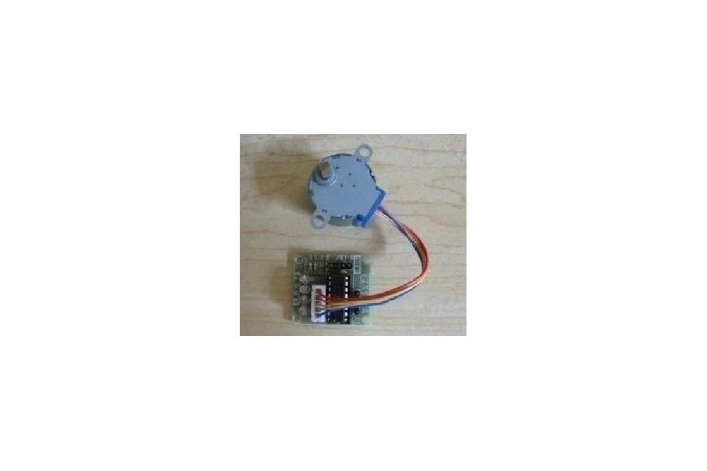 5V stepper motor + ULN2003 Driver Board 2