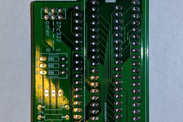 27C160/322/400/800 EEPROM Adapter