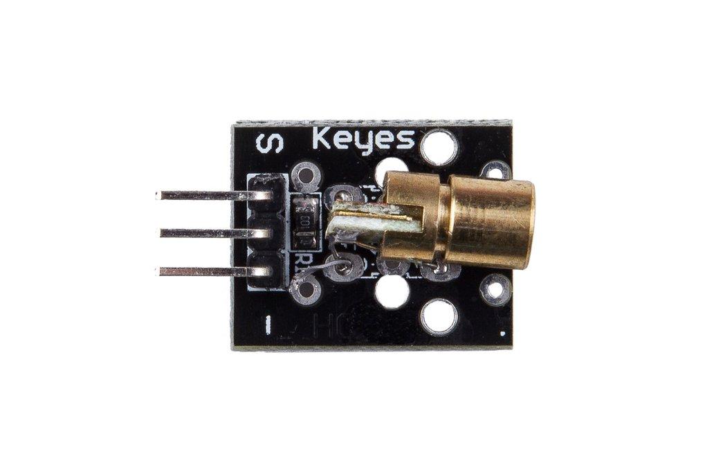 KY-008 Laser x Laser Detector 4