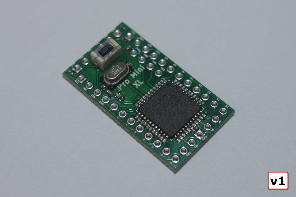 Pro Mini XL - v1 - ATmega 1284p 1