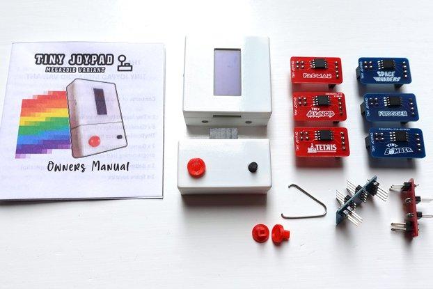 Tiny JoyPad Megazoid Variant