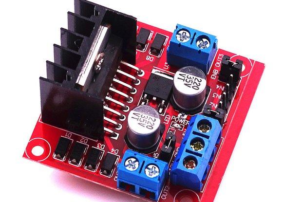 L298N motor