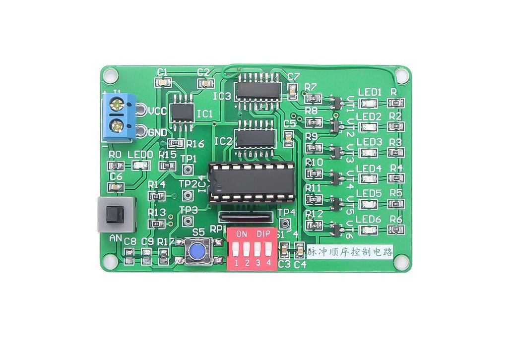 DIY Kit Pulse Sequence Control Repairer (13811) 1