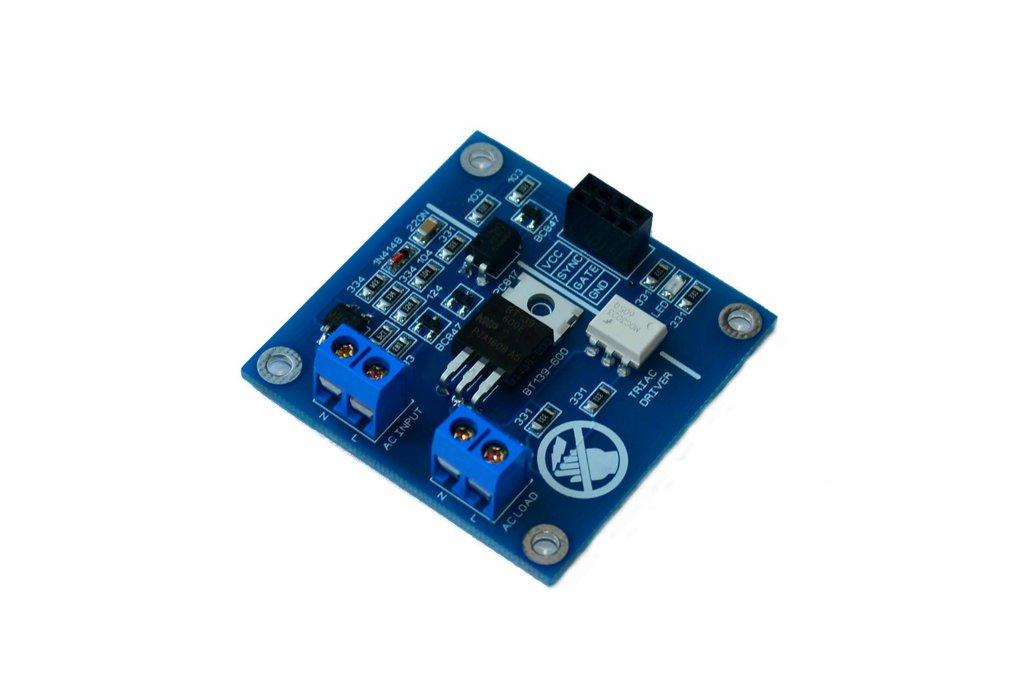 AC Dimmer Module Controller Board ARDUINO 1