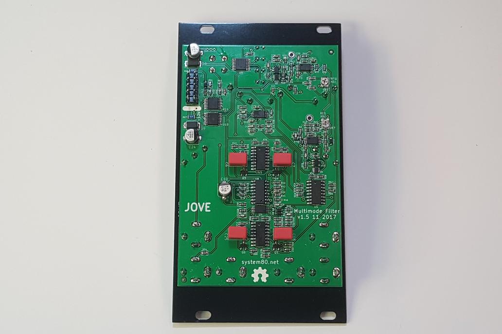 Jove Multimode Filter   Complete Eurorack Module 5