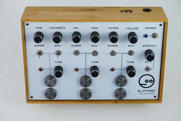 Elmyra Drone Synthesizer