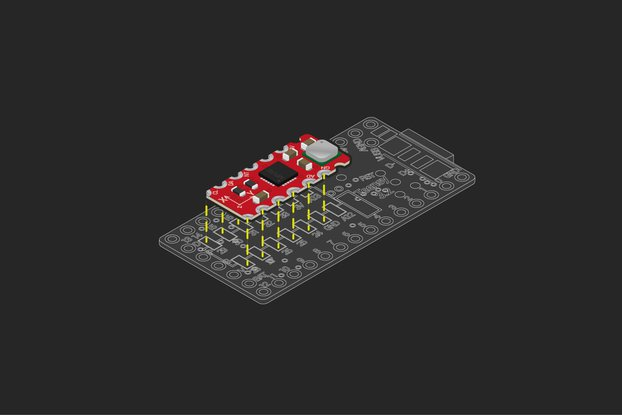 MPU9250 Teensy 3 X add-on shields from Pesky Products on Tindie