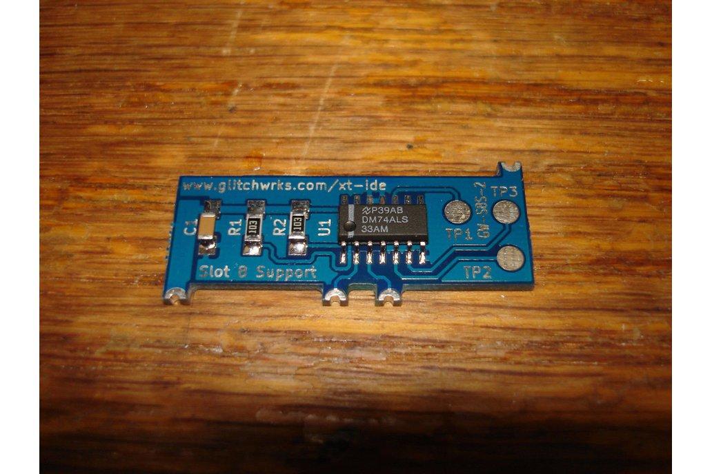 Slot 8 Support for XT-IDE GW-S8S-2 XTIDE 1