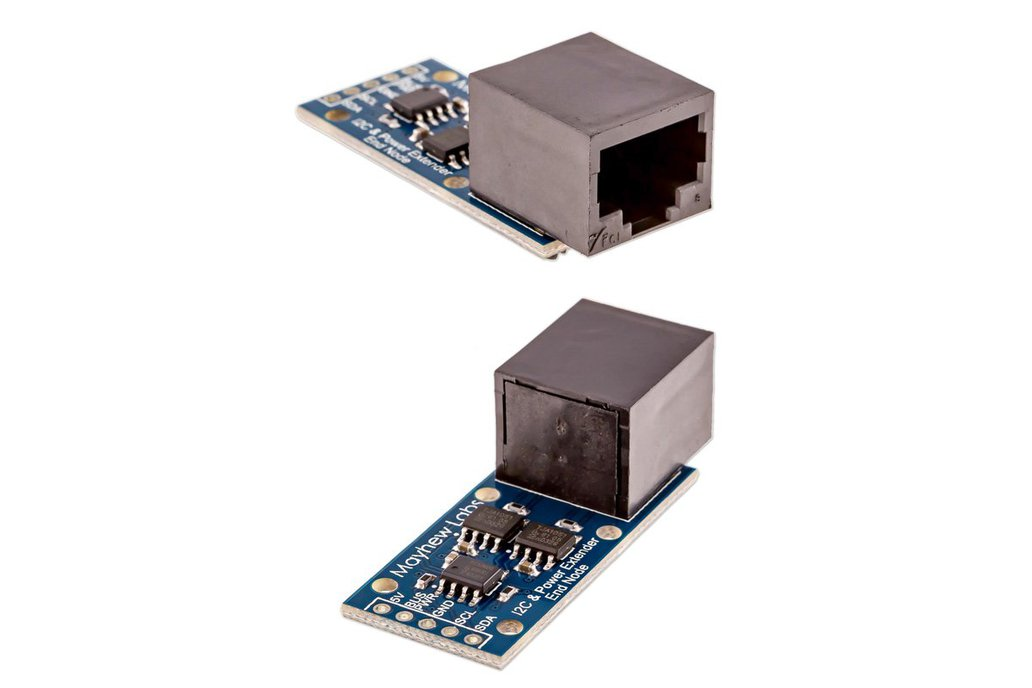 I2C & Power Extender End Node - 2 Pack
