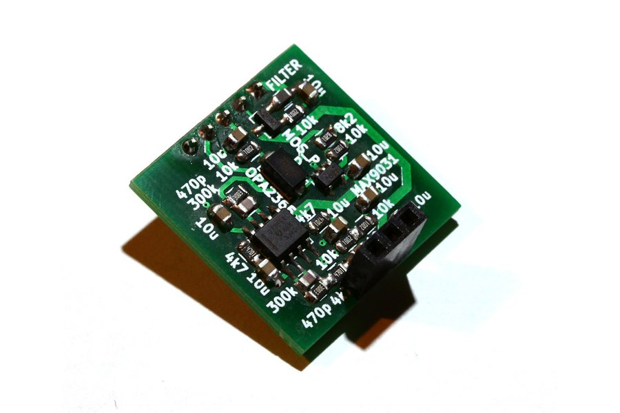 CDM324 Doppler Speed Sensor - Arduino Compatible