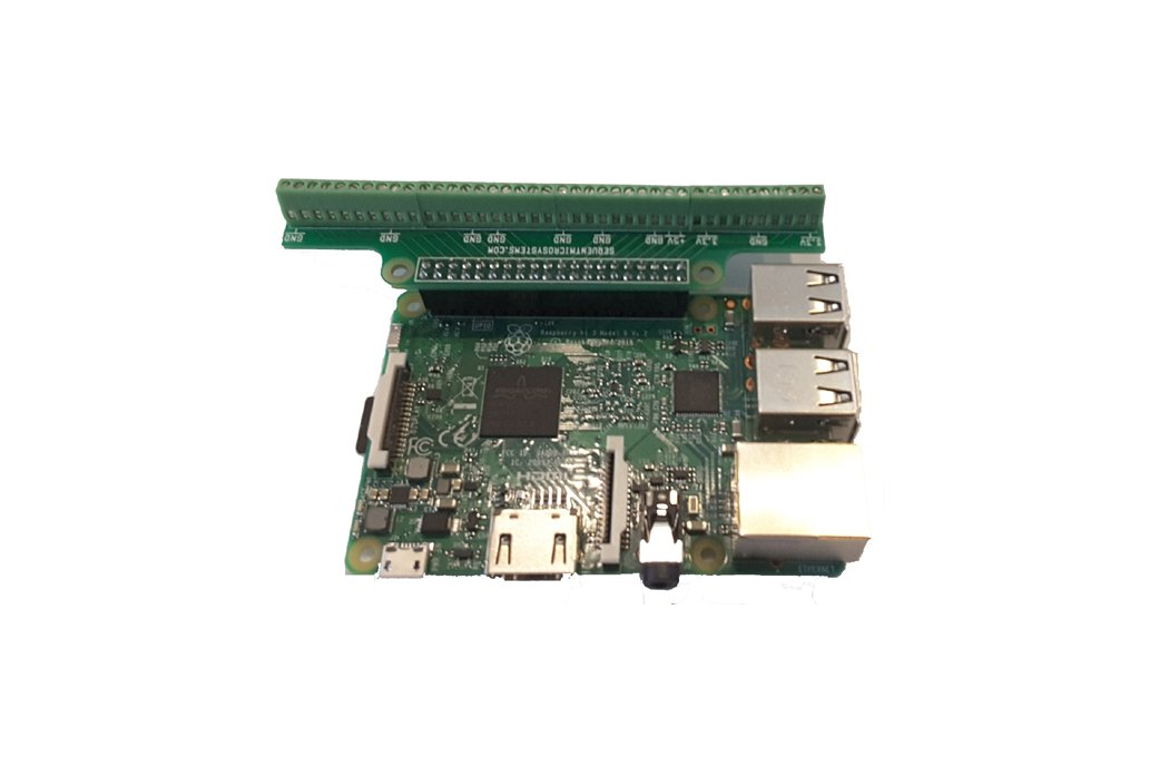 Break-out Card for Raspberry Pi 5