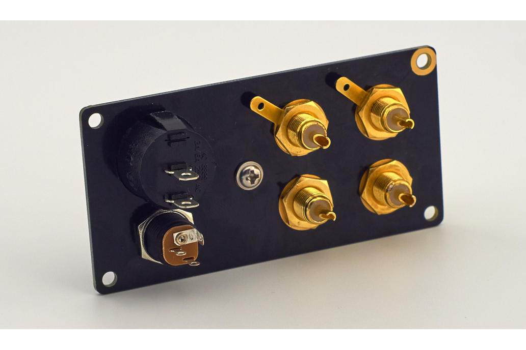 Muffsy Phono Preamp Back Panel 3