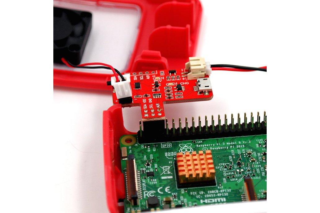 DSTIKE Pi Battery Gauge 1