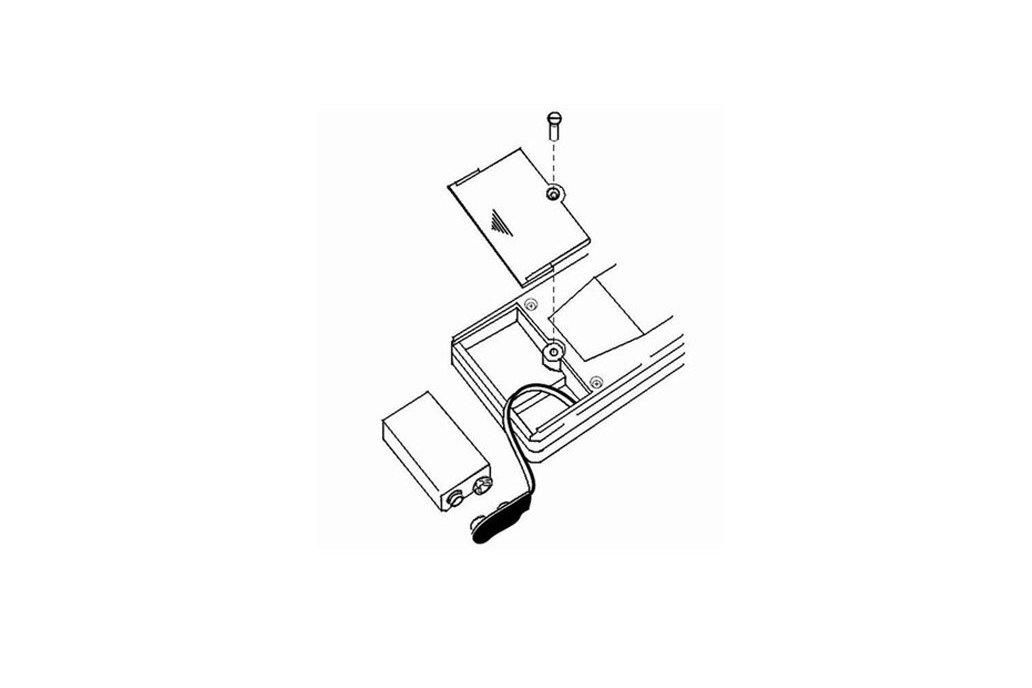 MASTECH Non-contact Motor Rotation Indicator Meter 5