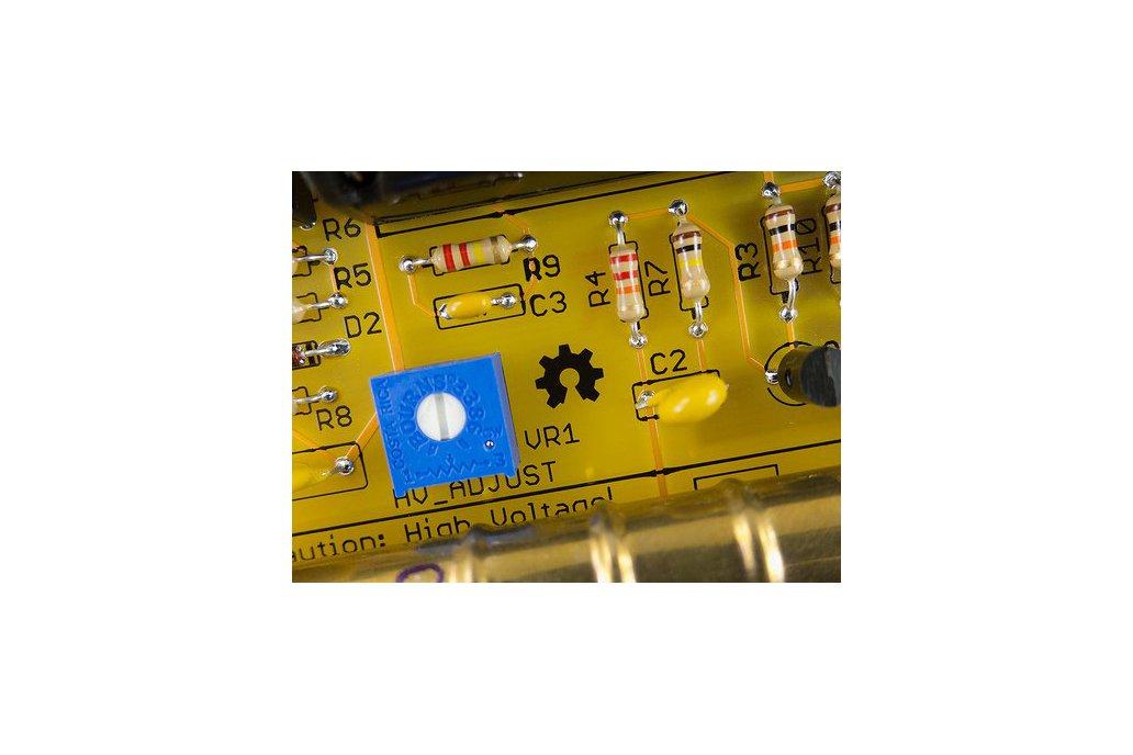 MightyOhm Geiger Counter Kit 4