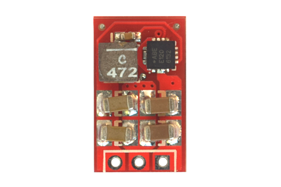 Voltage Refill - Switching voltage regulator module