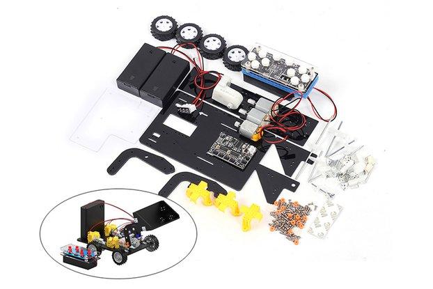 DIY Remote Control Loader Toy Car Kit (13043)