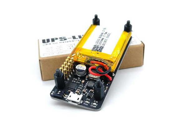 UPS-Lite for Raspberry Pi Zero