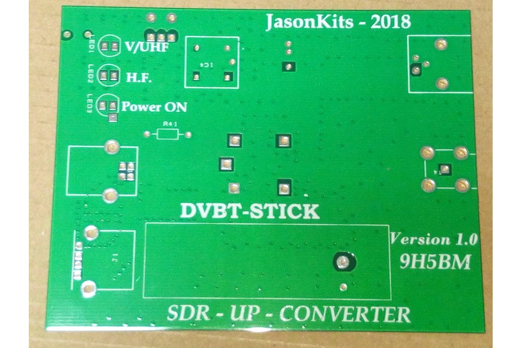 SDR-Rx  Software Defined Radio Up Converter Module 2