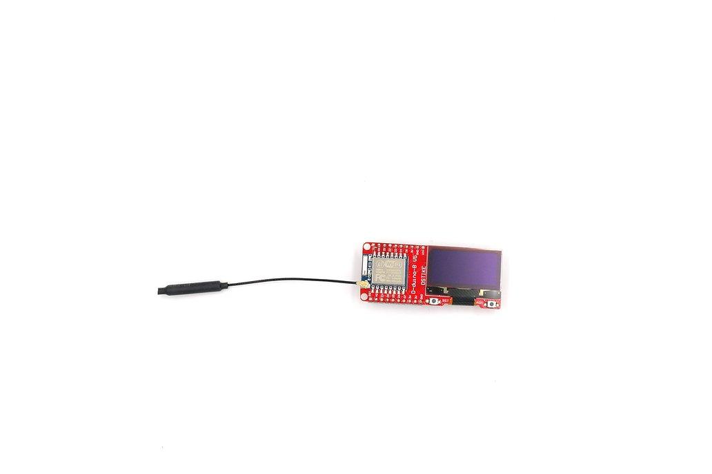 DSTIKE IPEX 2dBi Antenna for ESP-07/ESP32-Wrover 6