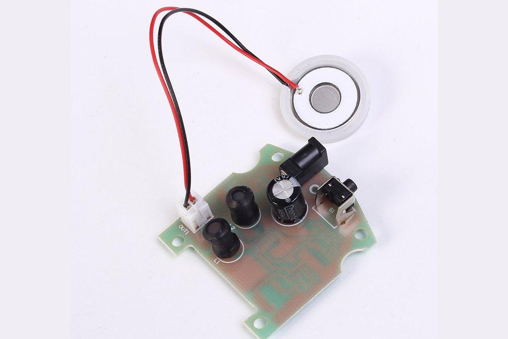20mm 113KHz Ultrasonic Mist Maker Fogger(11434) 4