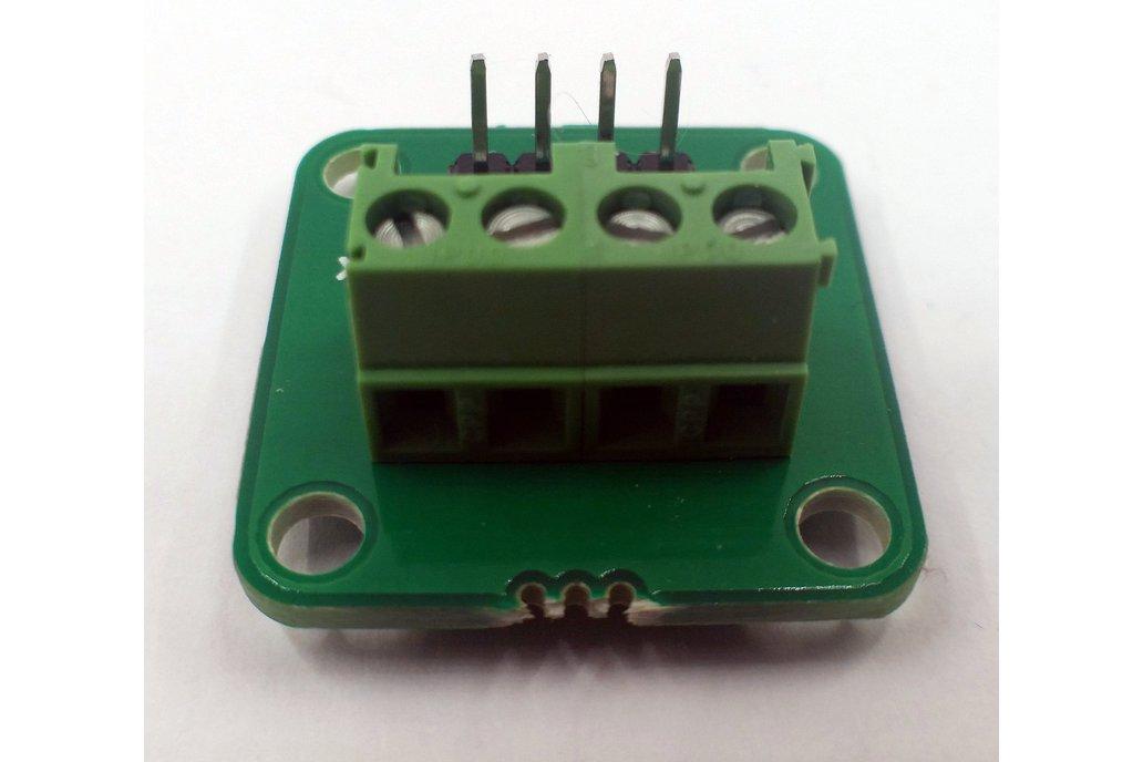 4-Way Header to Terminal Block Adapter 1