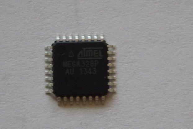 ATmega328P TQFP w/arduino bootloader